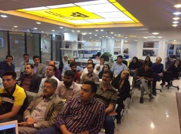 جلسه آشنایی با بورس و مفاهیم سرمایه گذاری در بورس مورخ 1398/02/15 مخاطبین: عموم مردم