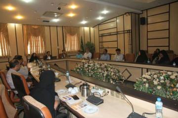 برگزاری دوره آموزشی بورس کالای کشاورزی برای مدیران و کارشناسان جهاد کشاورزی استان یزد.