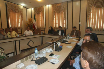 برگزاری دوره آموزشی بورس کالای کشاورزی برای مدیران و کارشناسان جهاد کشاورزی استان یزد
