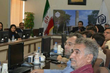 كارگاه آشنايي با بورس در سازمان تامين اجتماعي استان يزد